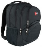 St Right School Bag 17IN Grey 26 Litres