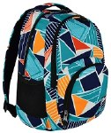 St Right School Bag 17IN Ice Blue 23 Litres