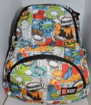 St. Right School Bag Comics 26 Litres