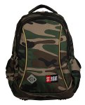 St Right School Bag Junior 15IN Army 20 Litres