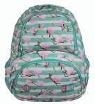 St Right School Bag 17IN Magnolia