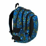 St Right School Bag 17IN XD Art 26 Litres