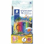 Noris Aquarell Watercolour Pencils 12 Pack Staedtler