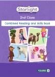 Starlight Combined Reader & Skills Book 2nd Class Folens