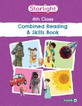 Starlight Combined Reader & Skills Book 4th Class Folens