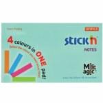 """Stick'N Sticky Notes 5""""x3"""" Pastel"""