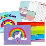 Emotionery Book Of Stickey Notes Assorted