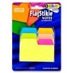 Stik-ie Index & Note Taking Page Marker Neon