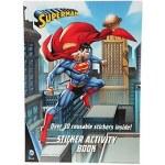 Superman Activity Sticker Book