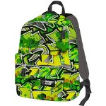 Target Green Black School Bag 26 Litre
