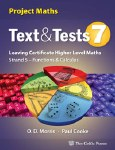 Text and Tests 7 Project Maths Supplement Leaving Cert Higher Level Celtic Press