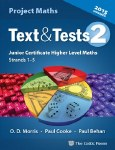 Text and Tests 2 Project Maths Junior Cert Higher Level Celtic Press