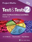 Text and Tests 2 Project Maths Junior Cert Ordinary Level Celtic Press