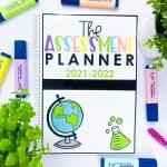 The Assessment Planner 2021/2022