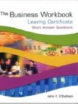The Business Leaving Cert Workbook Gill and MacMillan