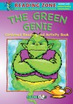 The Green Genie Combined Reader and Activity Book 2nd Class Reading Zone Folens