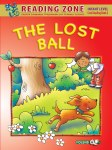 The Lost Ball Reader Book 2 Junior Infants Reading Zone Folens