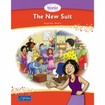 The New Suit Wonderland Stage 2 Book 2 First Class CJ Fallon