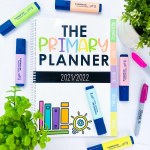 The Primary Planner 2021/2022