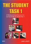 The Student Task 1 Workbook Leaving Cert Applied LCA Year 1 by Golden Key