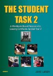 The Student Task 2  Workbook Leaving Cert Applied LCA Year 1 by Golden Key