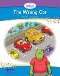 The Wrong Car Wonderland Stage 1 Book 5 Senior Infants CJ Fallon