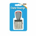 Date Stamp Tiger