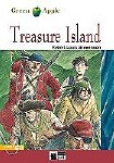 Black Cat Reader Treasure Island 3rd and 4th Class Class Prim Ed