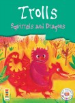 Trolls Squirrels and Dragons 3rd Class Anthology Text Book Carroll Education