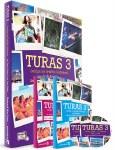 Turas 3 Textbook & Portfolio with free eBook Educate