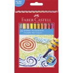 Twistable Crayons 24 Pack Faber Castell