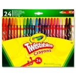 Twistable Crayons 24 pack Crayola