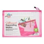 Ultramesh Folder B4+ Premto Hot Pink