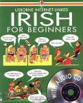 Usborne Irish For Beginners plus  CD