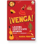 Venga Text & Cds Leaving Cert Spanish Ed Co