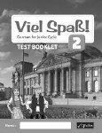 Viel SpaB 2 New Edition Test Booklet CJ Fallon