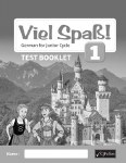Viel SpaB 1 New Edition Test Booklet CJ Fallon