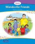 Wonderland Picture Book Wandsville Friends Stage 1 Junior Infants CJ Fallon