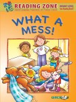 What a Mess Reader Book 5 Senior Infants Reading Zone Folens