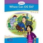 Where can GG sit Wonderland Stage 1 Book 3 Junior Infants CJ Fallon