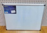 Steel Magentic Whiteboard 45x70CM