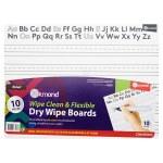 Ormond Dry Erase Boards 10 Pack - Letter