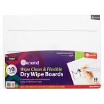Ormond Dry Erase Boards 10 Pack - Line