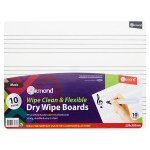 Ormond Dry Erase Boards 10 Pack - Music