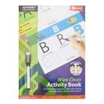 Ormond A4 Wipe Clean Activity Book Alphabet 14pg