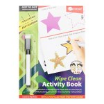 Ormond A5 Wipe Clean Activity Book Multiply 22pg