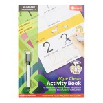 Ormond A4 Wipe Clean Activity Book Numbers 1-20 14pg