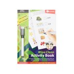 Ormond A5 Wipe Clean Activity Book Spell 22pg