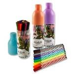 World of Colour Bottle of 24 Felt Tip Markers