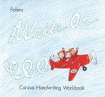 Write On Middle Book 2 for 3rd or 4th Class Cursive Handwriting Folens